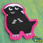 Honey Badger Felt Animal Applique