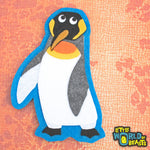Felt Animal Applique - Penguin