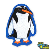 Trousers the Gentoo Penguin - Felt Animal Patch