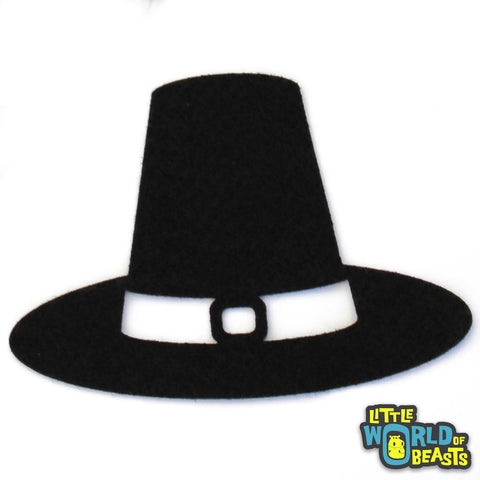 Pilgrim Hat - Laser Cut Felt Shapes