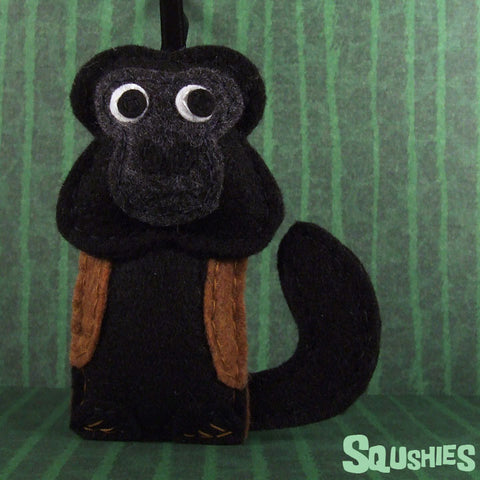 Squshies - Miguel the Black Bearded Saki