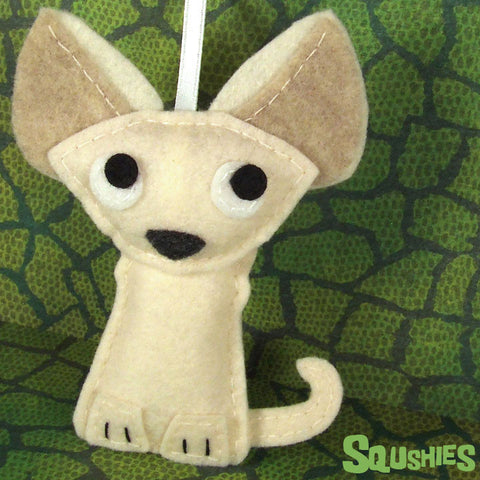 Squshies - Ferdinand the Sphynx