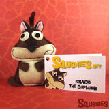 Squshies - Ignacio the Chipmunk