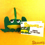 Squshies - Cooper the Frog
