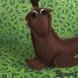Felt Christmas Ornament - Sea Lion