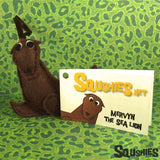 Squshies - Mervyn the Sea Lion