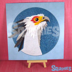 Secretary Bird -  Animal Art Print