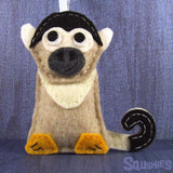 Squshies - Carmen the Squirrel Monkey