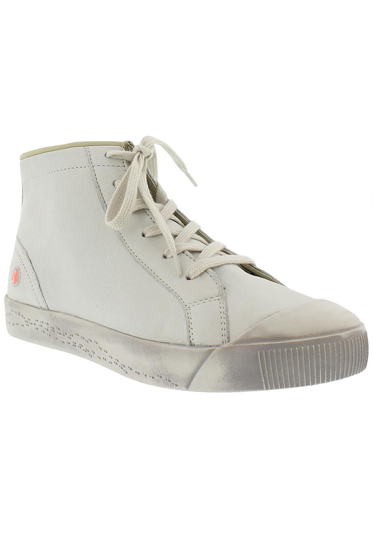 Softinos Kip - Off White Smooth Leather