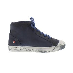 Softinos Kip - Navy Washed Leather
