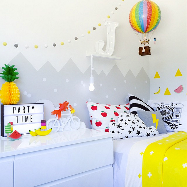 Our Reusable Patterned Wall Decals Are Also A Wonderful Way To Add Some  Color And Whimsey To Your White Walls.