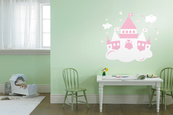... WeeDECOR   Princess Wall Decor