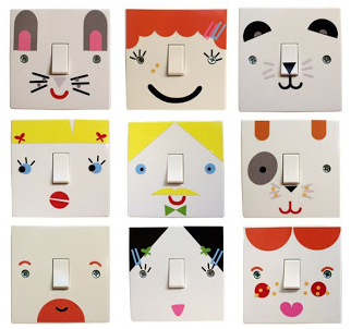 Cute Toddler Room Light Switch Covers