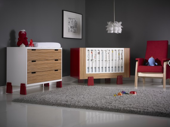 Gallery For Contemporary Baby Cribs