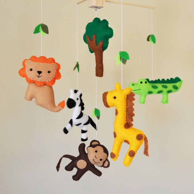 We ooh and ah over these unique baby mobiles for your for Unusual baby mobiles