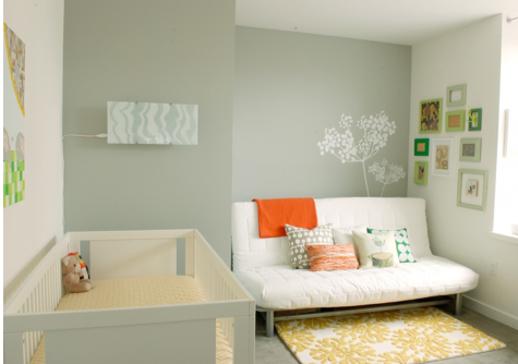 nursery decor. nursery trends