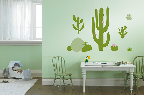 modern desert kids room weedecor