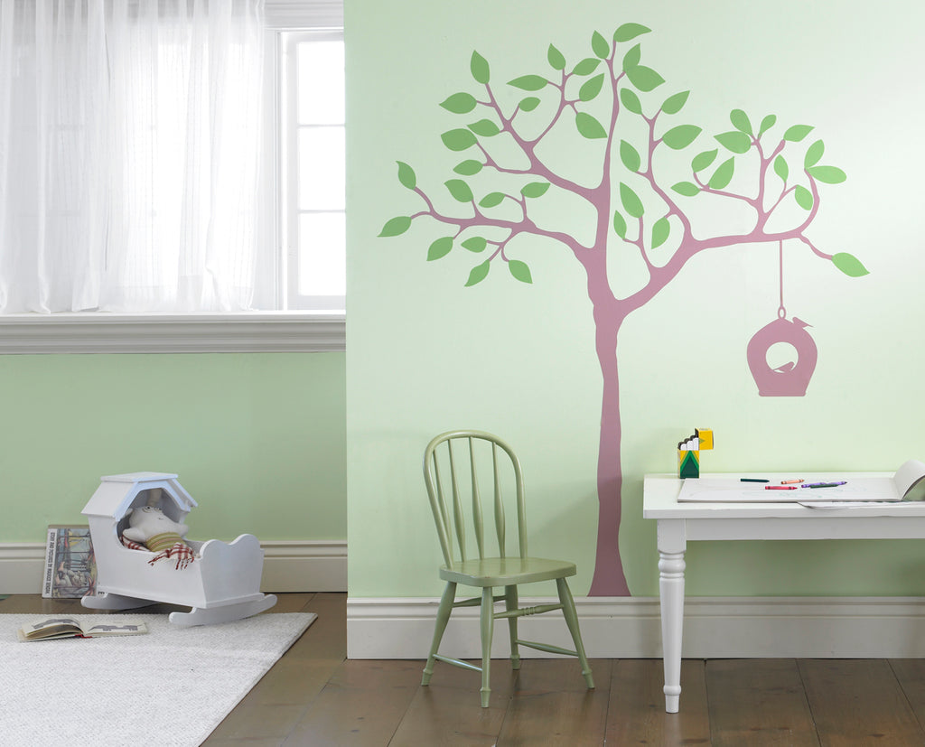 Home decor tagged tree wall decals weedecor christmas tree calendar wall decal weedecor 80 2 cherry blossom tree wall decal weedecor 110 3 owl tree wall decal weedecor 130 amipublicfo Images
