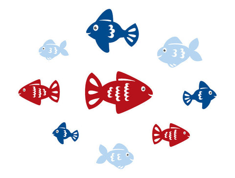 Fish Wall Decals