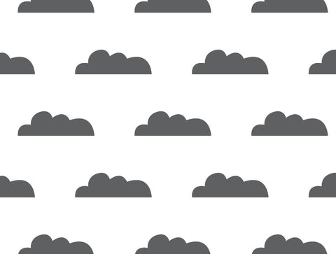 Cloud Wall Decal