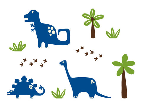 Dinosaurs Wall Decal