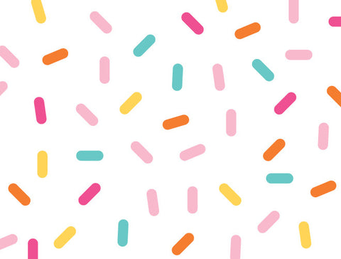 Sprinkles Wall Decal