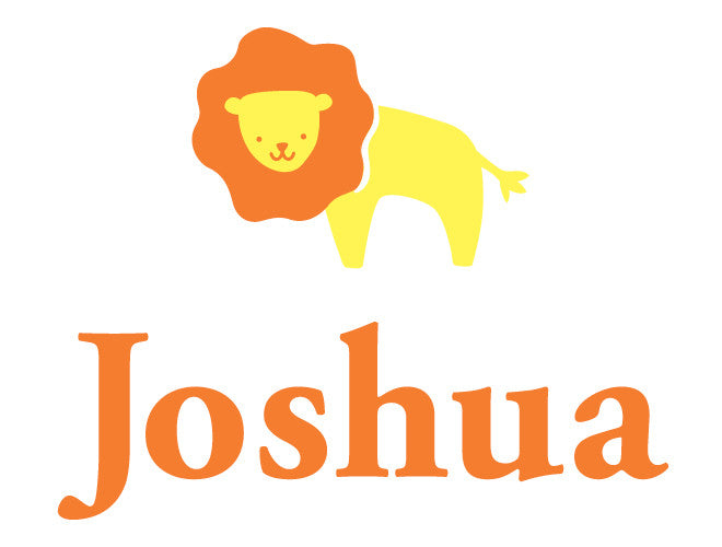 Personalized Lion Wall Decal