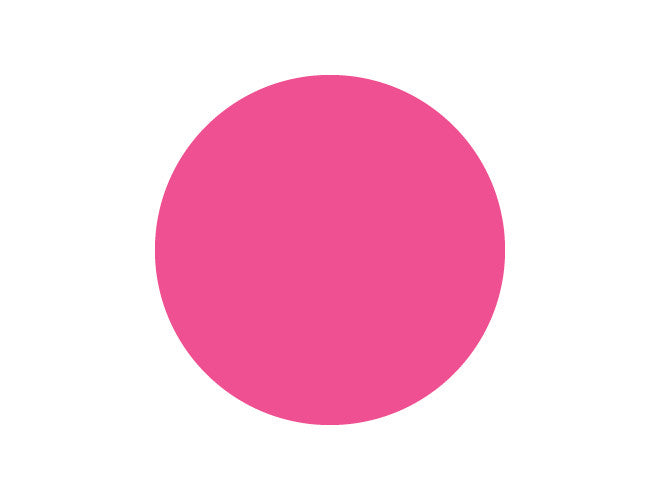 Bright Pink Wall Decal
