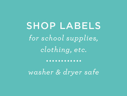 kids clothing labels