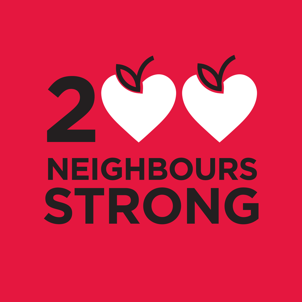 Become a Monthly Donor #200neighboursstrong