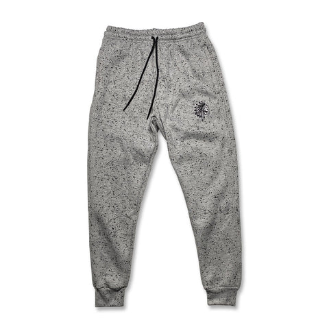 SAVS CEMENT FLEECE CUFFED JOGGERS