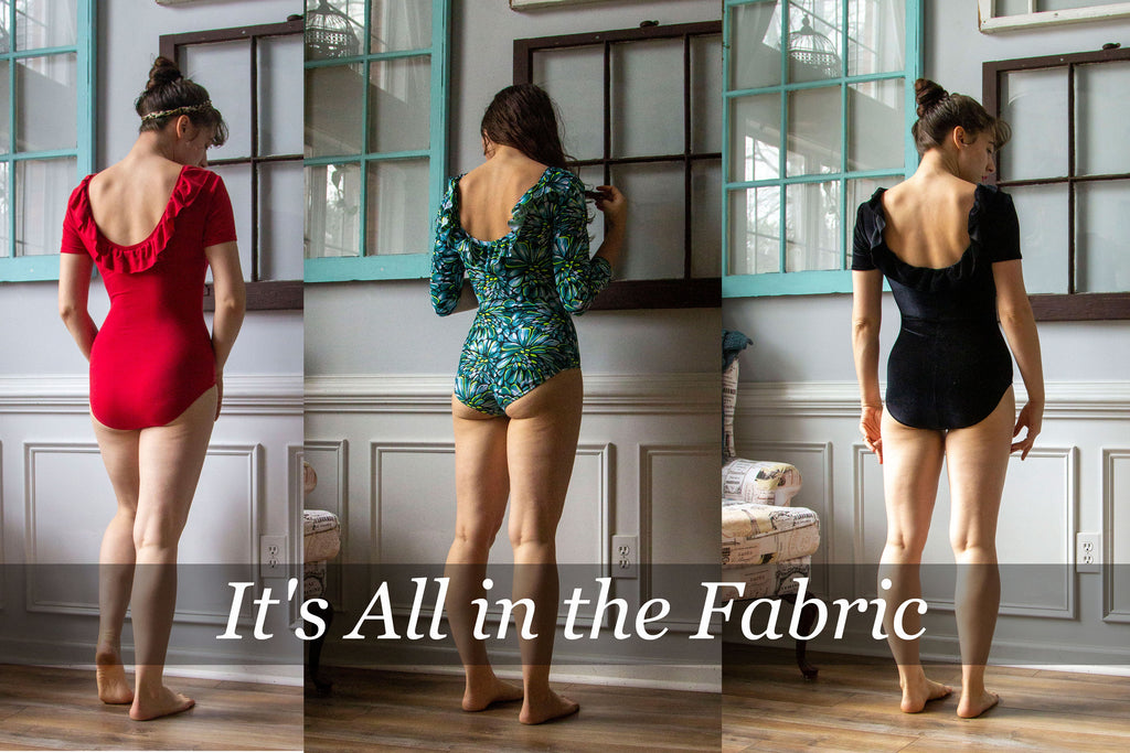It's all in the Fabric....