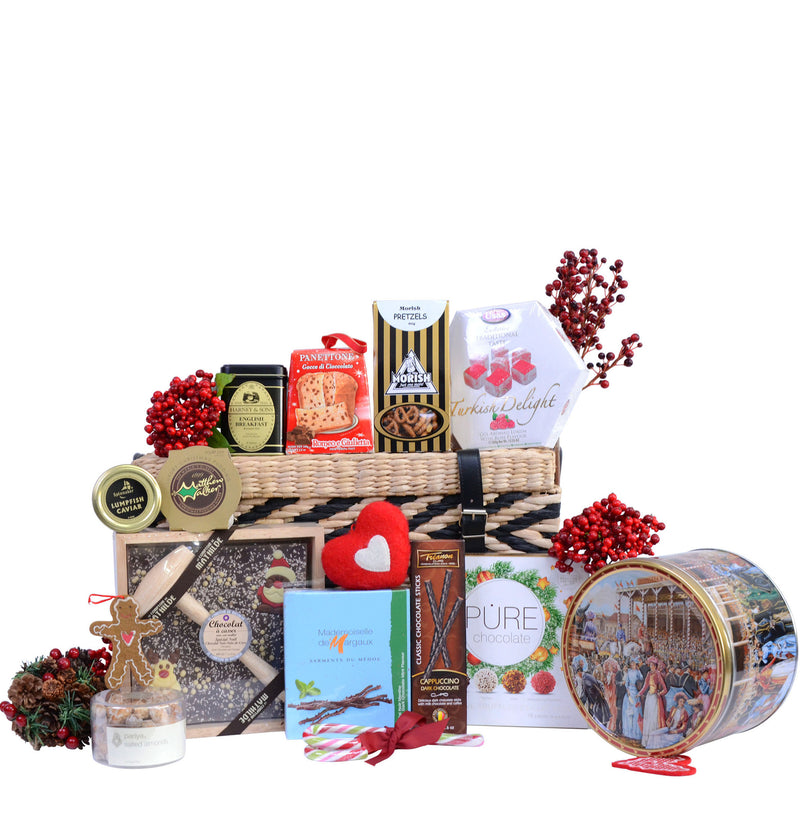 Best Wishes for Christmas - Christmas Hamper