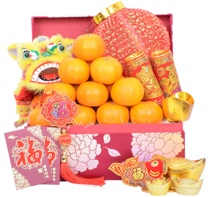Delightful CNY Fruit Hamper