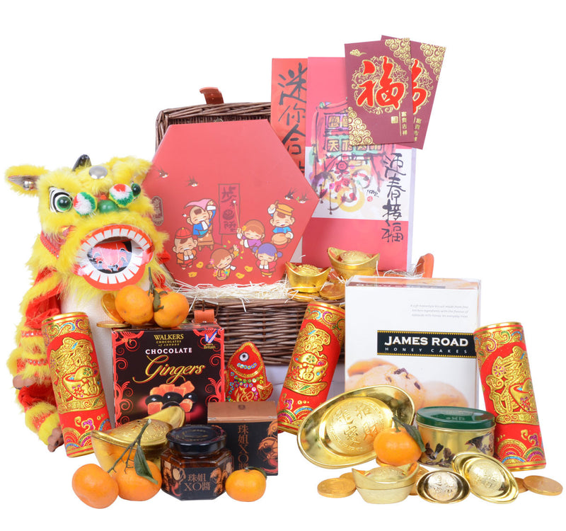 House of Fortune - Chinese New Year