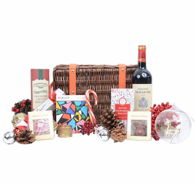 Just Because - hamper