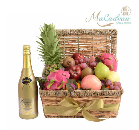 Fruits Classic Gold Pairing