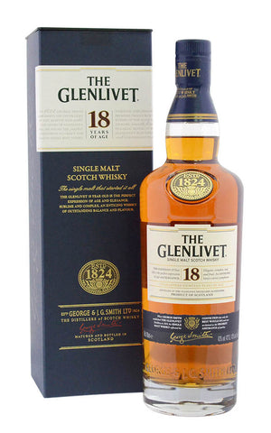 18 Year Old Single Malt