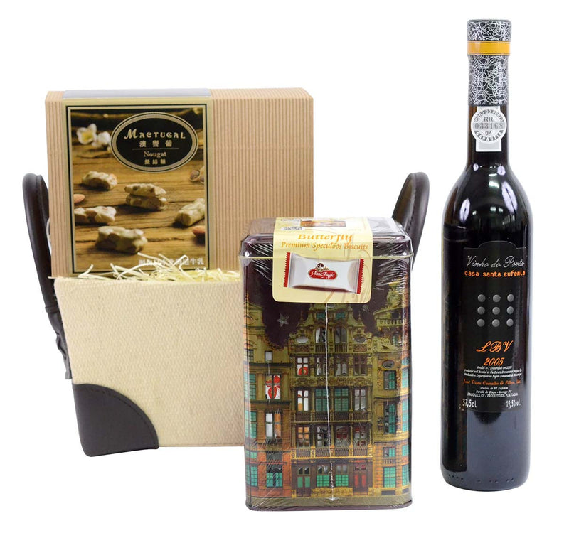 Port Tonight - Gourmet hamper