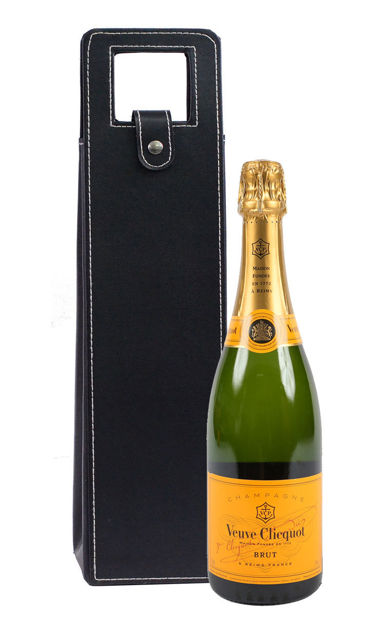 Veuve Clicquot Yellow Label Champagne - wine