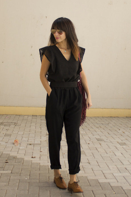 3 Ways of Styling a Jumpsuit