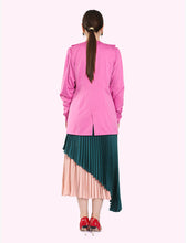 Load image into Gallery viewer, Morrocan embroidered blazer with long sleeves