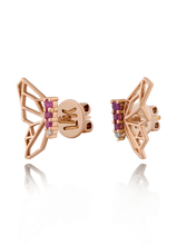 Load image into Gallery viewer, BUTTERFLIES R EARRINGS