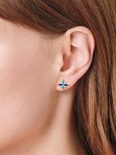 Load image into Gallery viewer, Sirius Earrings - Blue