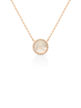 Load image into Gallery viewer, Bellatrix Reversible Diamond and Mother of Pearl