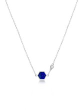 Load image into Gallery viewer, HIVE LAPIS CHOKER