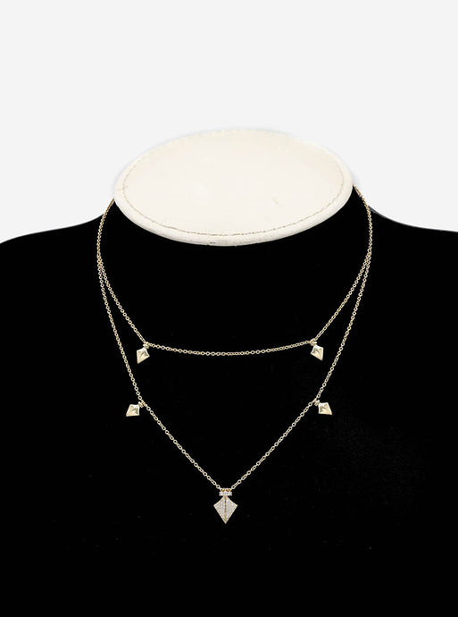 Golden Arrow Choker