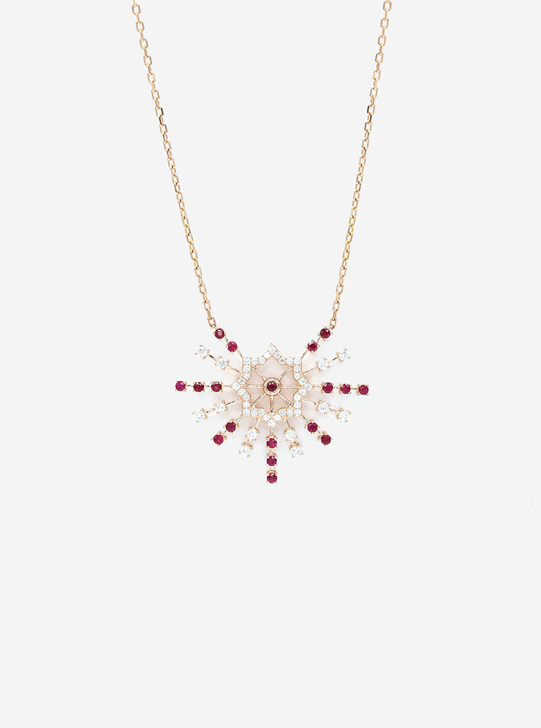 Stars And Sushine Necklace