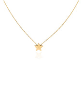 Load image into Gallery viewer, Star gold necklace