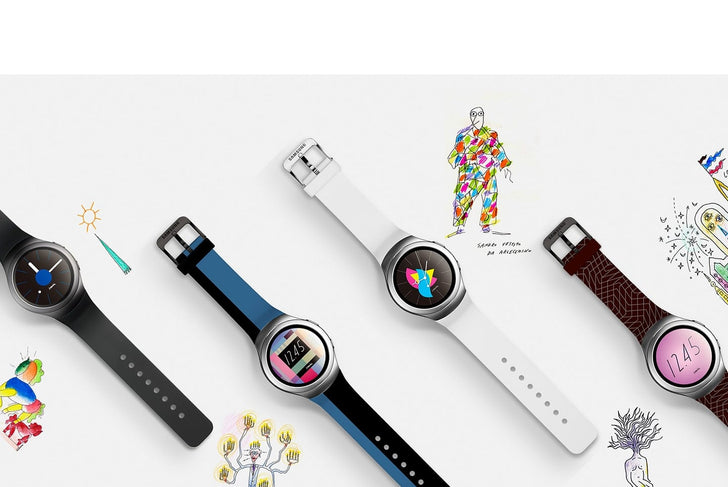 |Samsung gear s2 bands